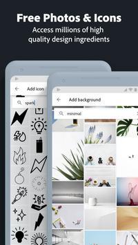 تحميل تطبيق Adobe Spark Post