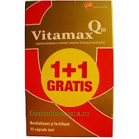 Cumpara de aici Vitamax Q10