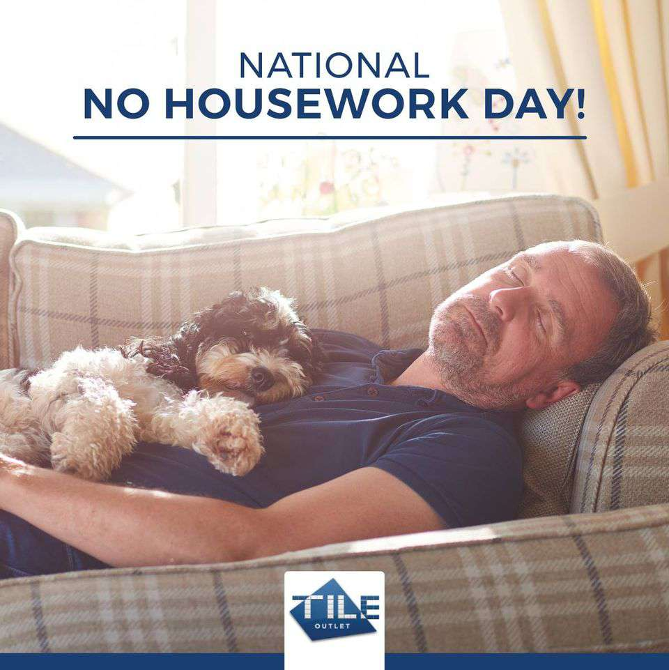 National No Housework Day Wishes For Facebook