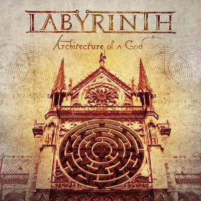 "Το τραγούδι των Labÿrinth ""A New Dream"" από το album ""Architecture of a God"""