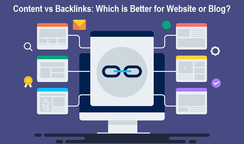 Content vs Backlinks