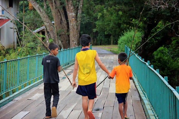 El puente de Tad Lo