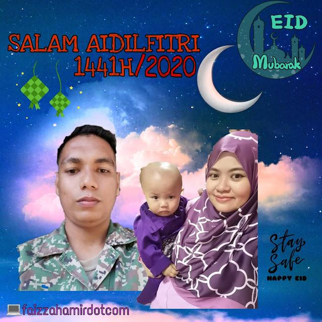 Selamat Hari Raya Aidilfitri 2020 | Salam Syawal 1441H