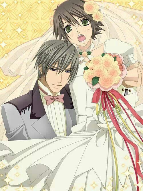 Tình yêu trong Sáng -Junjou Romantica