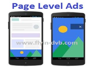 2 Cara memasang unit kode iklan Page Level Ads saat mendaftar Google Adsense