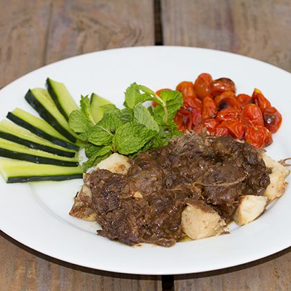 Slow Cooker Thai-Style Braised Beef