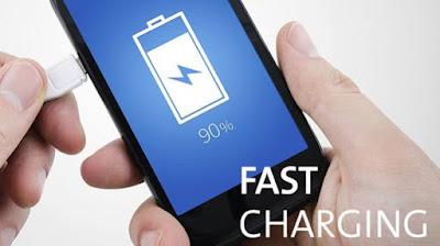 fast charging fitur penting smartphone