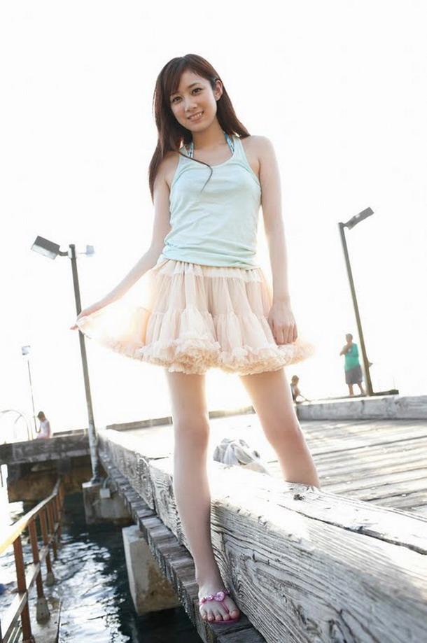 Red is Hot, Bang Eun Young! | Asia Cantik Blog