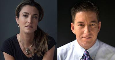 Patrícia Campos Mello e Glenn Greenwald