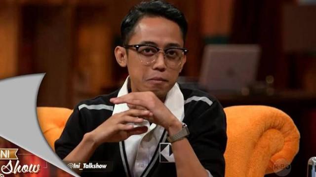 Ario Kiswinar Teguh Anak dari Istri Pertama Mario Teguh