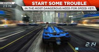 EA Need For Speed Android Mod