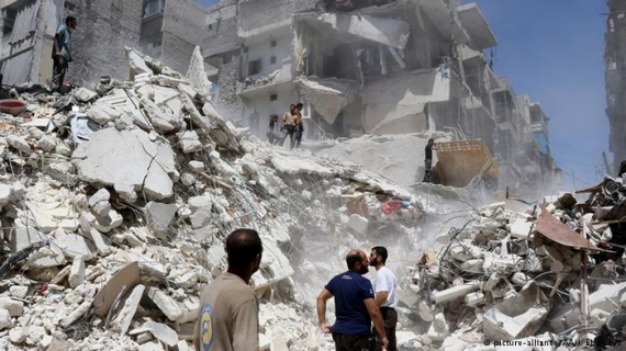 У США жорстоко засудили дії Путіна та Ассада