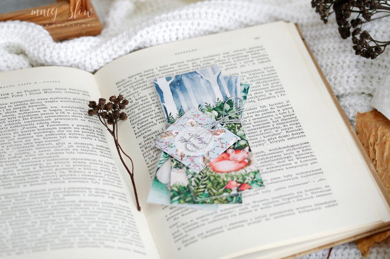 Zakładki do ksiązek od Ani NU-NUart by Anua