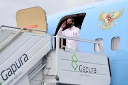 Jokowi Ke Daerah Istimewa Yogyakarta untuk Lakukan Kunjungan Kerja