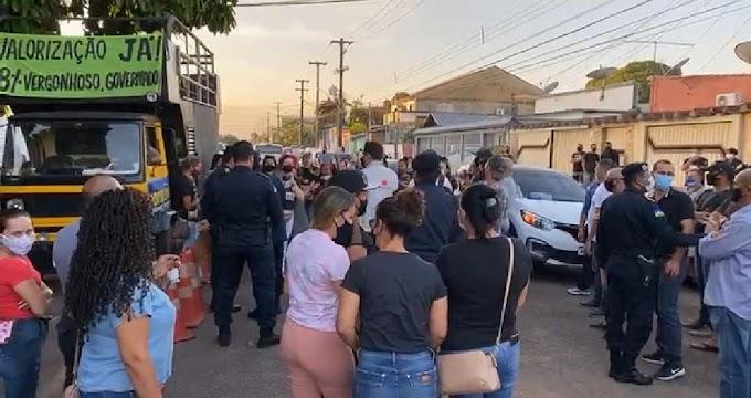 PRAZO FINAL: Governo tem doze dias para evitar maior greve da PM da história de RO