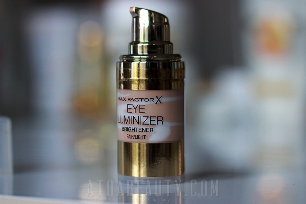 Max Factor Eye Luminizer Brightener Fair/Light