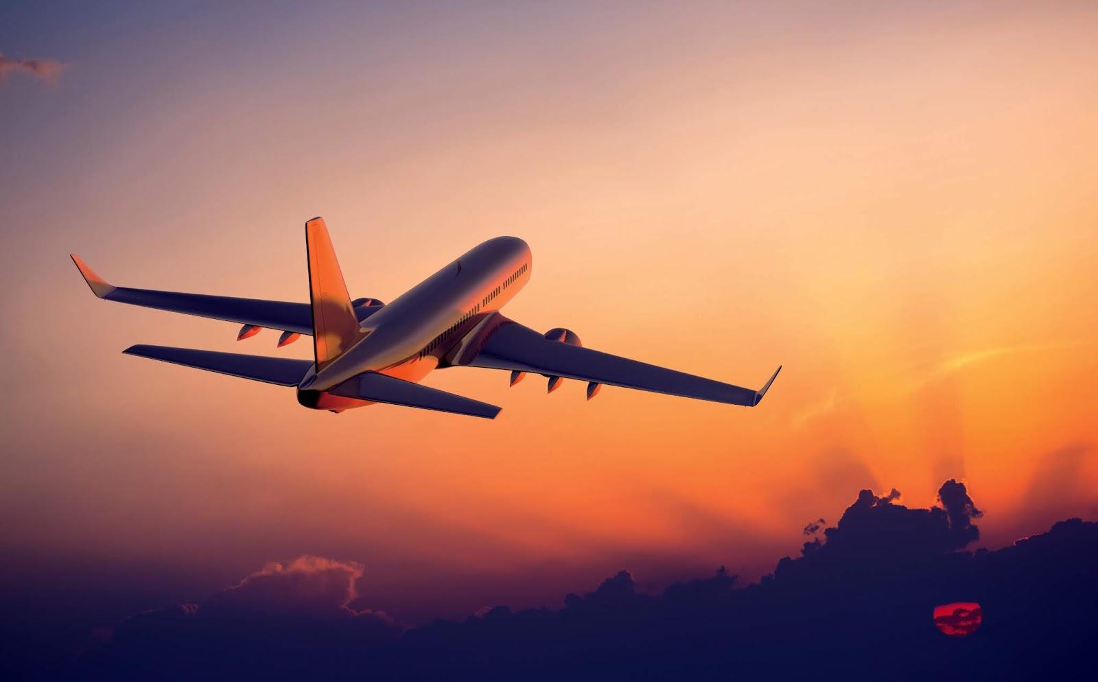Airplane, Aircraft, Air Travel, 4K, World
