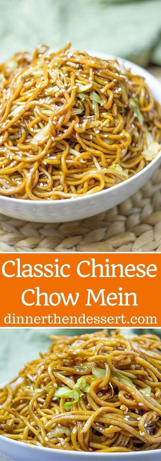 CLASSIC CHINESE CHOW MEIN #recipes #chineserecipes #food #foodporn #healthy #yummy #instafood #foodie #delicious #dinner #breakfast #dessert #lunch #vegan #cake #eatclean #homemade #diet #healthyfood #cleaneating #foodstagram