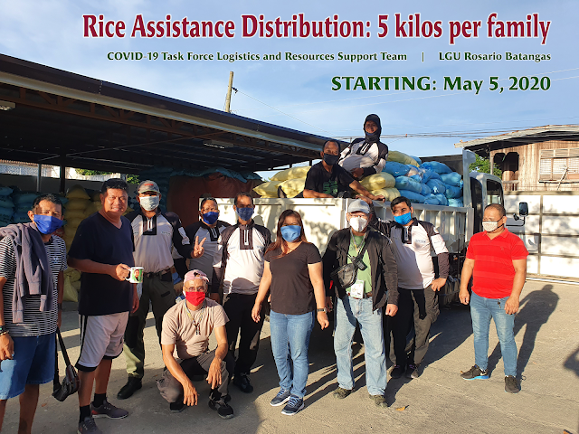 Rice Distribution Rosario Batangas