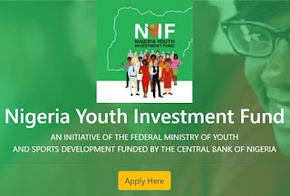 N75 Billion Nigeria Youth Investment Fund (NYIF) 2020 Registration Is Ongoing – Apply Here