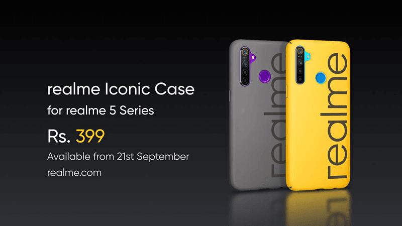 Realme Iconic Case