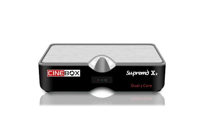 CINEBOX SUPREMO X2 NOVA ATUALIZAÇÀO - 03/05/2021