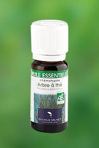 huile essentielle arbre à thé docteur valnet