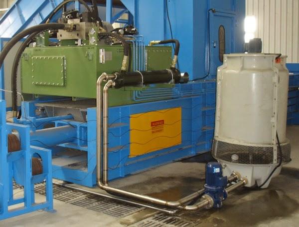 Baler Manufacturer Waste Recycling Equipment Baling