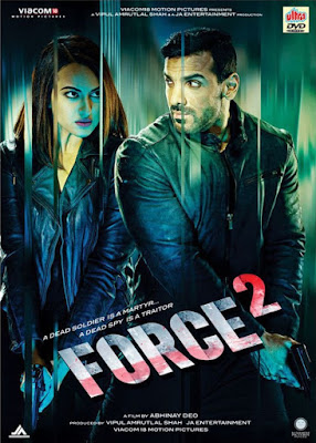 Force 2 (2017) Hindi 720p BluRay 900mb