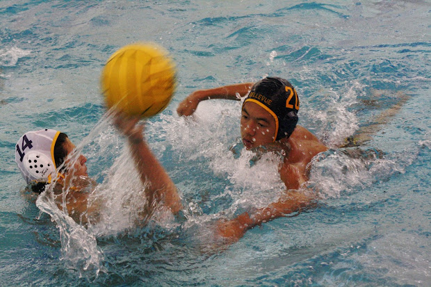Enumclaw Water Polo Bellevue And Curtis Play State