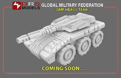 GMF Heavy Tank