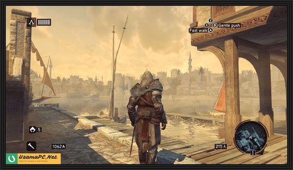 Assassin's Creed Revelations Gameplay Screenshot