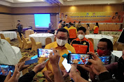 DPP Partai Golkar Bakal Proses Persoalan JAK. Agung Laksono : Raski Layak Wakil Ketua DPRD