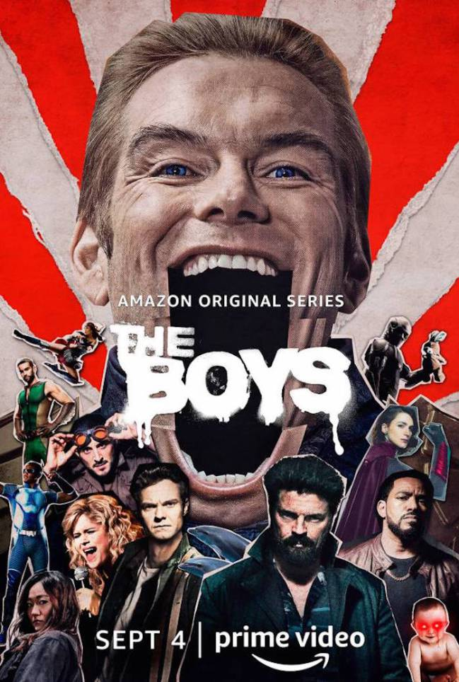 The Boys S02 Complete [Hindi SUBS]