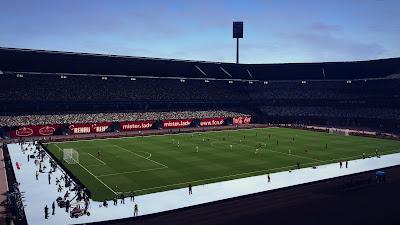 PES 2020 Stadium Grundig Stadion