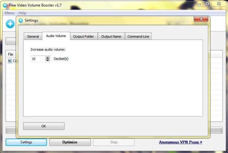 Software Pembesar Suara Video