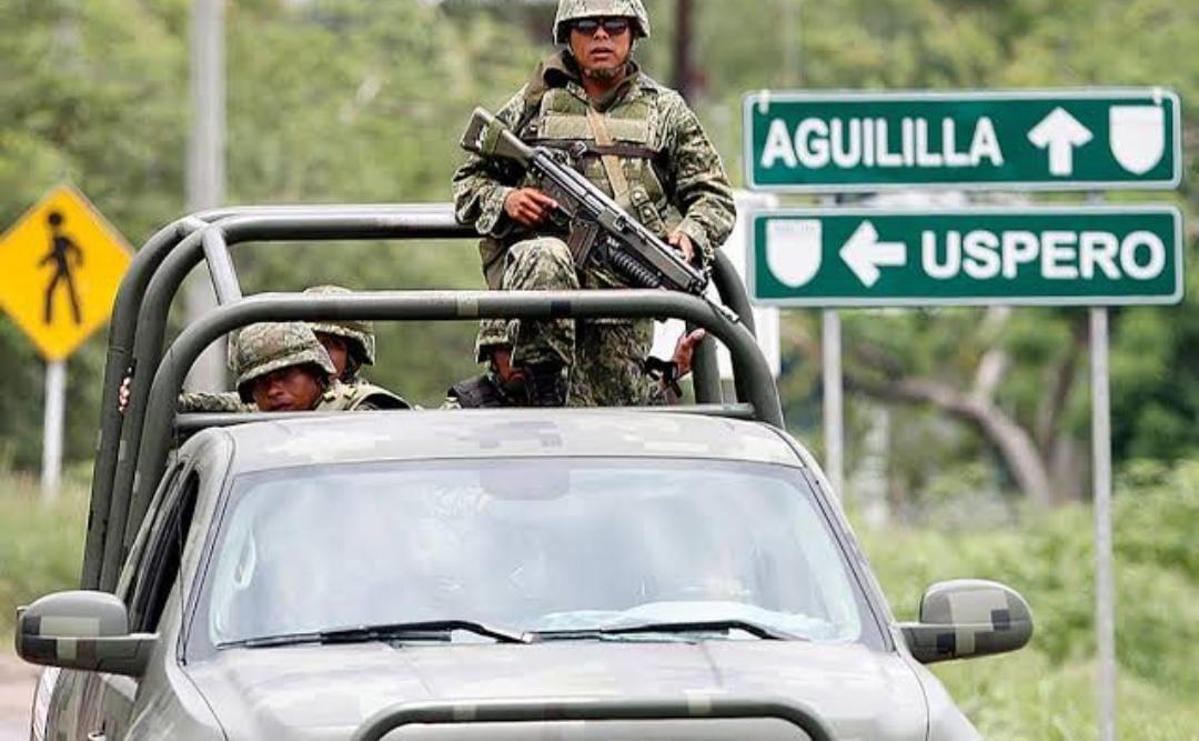 Sicarios del CJNG emboscan y matan a 3 elementos del Ejército en Aguililla; Michoacán