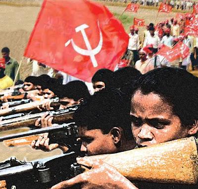 Imagini pentru partido comunista de la india maoista