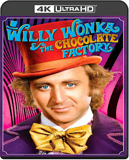 Willy Wonka and the Chocolate Factory [1971] [UHD] [Latino]