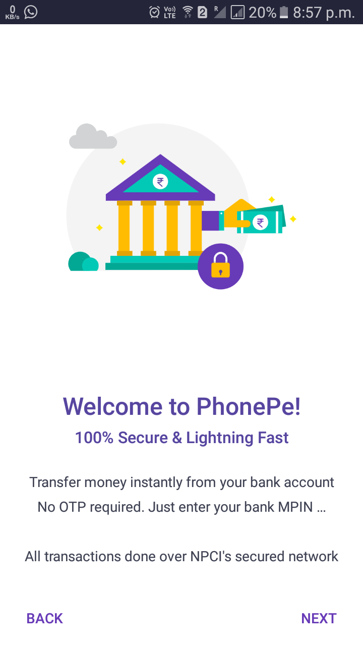 get rs 25 signup bonus transferable in bank account recharge phonepe is s 1st upi based mobile payments app upi unified payments interface is a revolutionary new way of transferring money to friends and
