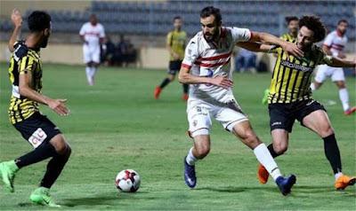 الموعد الحقيقي لمباراة الزمالك والمقاولون العرب ضمن مباريات الدوري المصري
