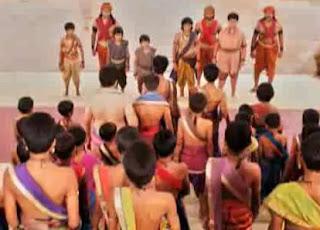 Sinopsis Mahabharata Episode 40