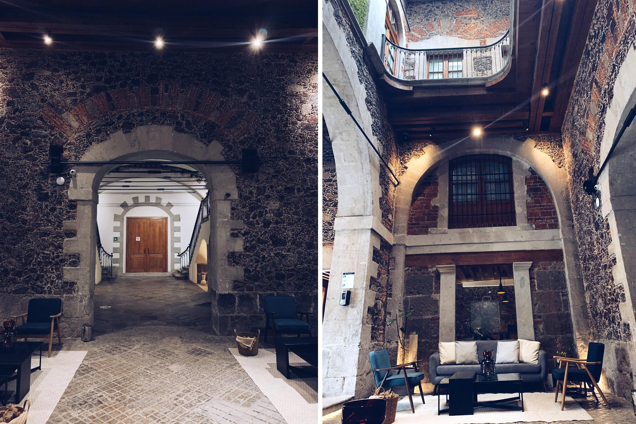 historical architecture Mexico City