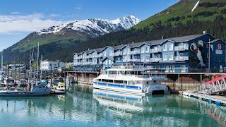 Alaska Honeymoon Cruises balconied room
