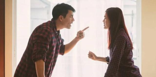 Seorang Pria yang Sedang Berbohong Akan Cenderung Marah Saat Diberi Pertanyaan, Betul tidak?