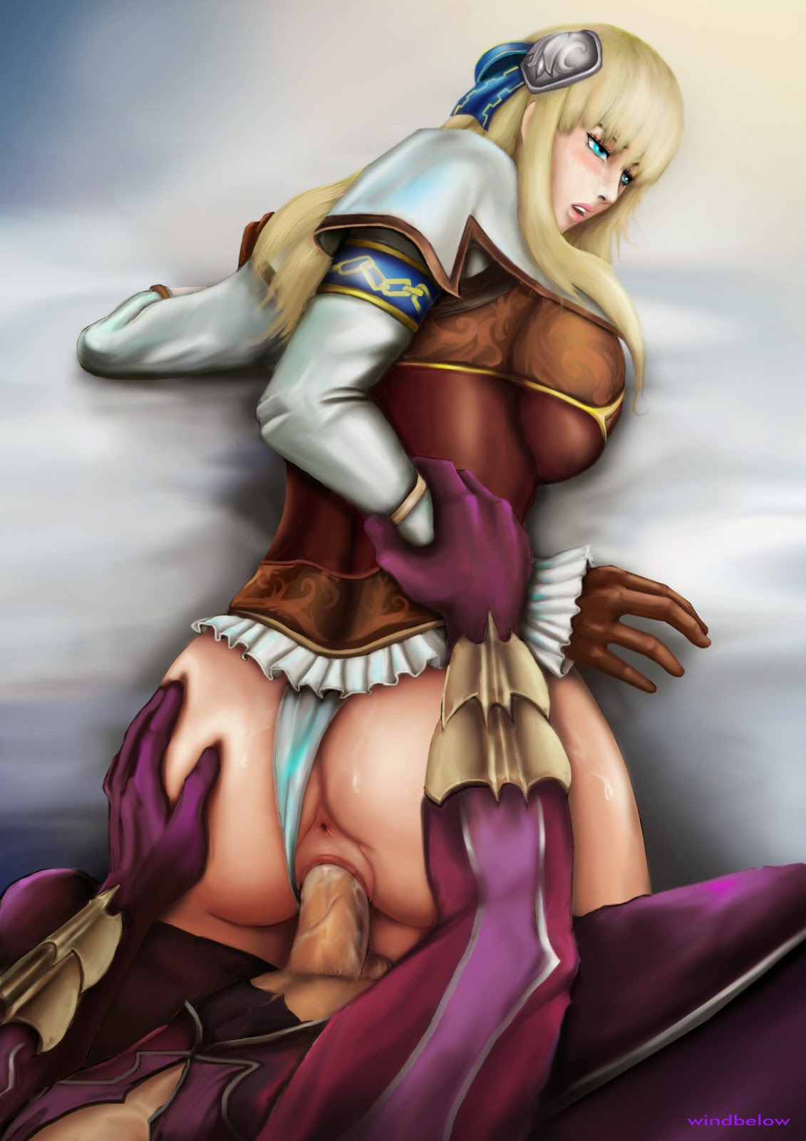 Opinion soul caliber hentai galeria