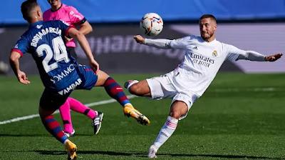ويسكا ضد ريال مدريد