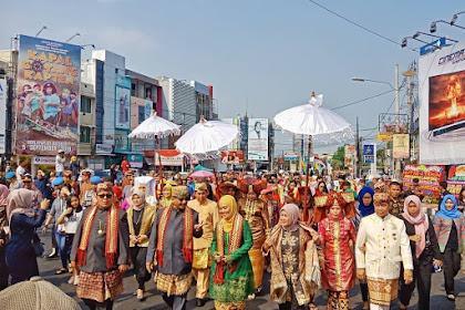 Lampung Krakatau Festival 2019 Sebagai Event Tahunan Sekaligus Mempromosikan Pariwisata Lampung