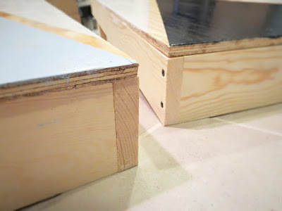 carpentry details corn hole bean toss bags game diy