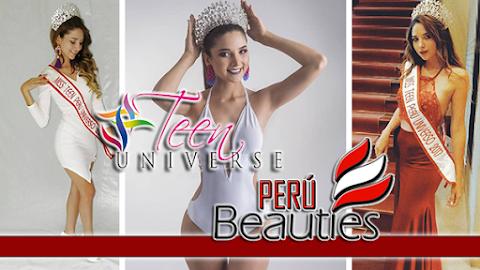 Miss Teen Perú Universo 2017 es Estefania Olcese